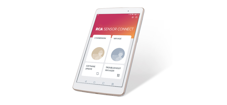 RCA Sensor Connect 2.0